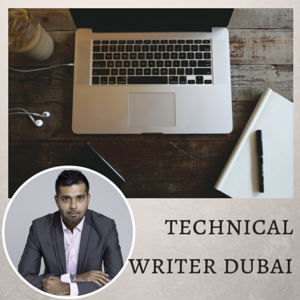 technical writing jobs in dubai